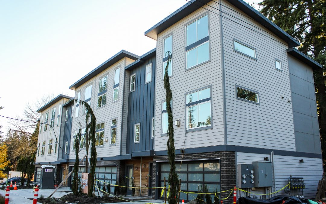Shoreline New Construction Townhomes 185th