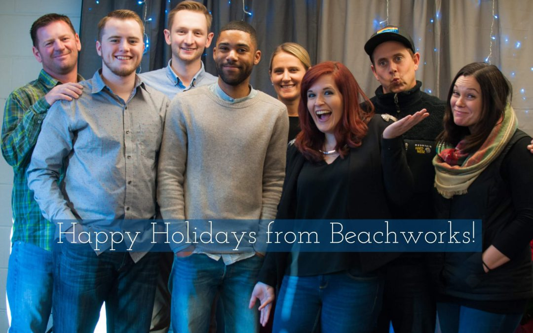 Happy Holidays from Beachworks!