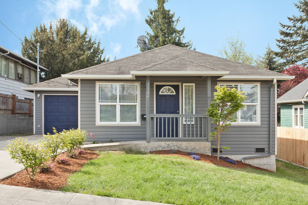 inexpensive home upgrades property value seattle
