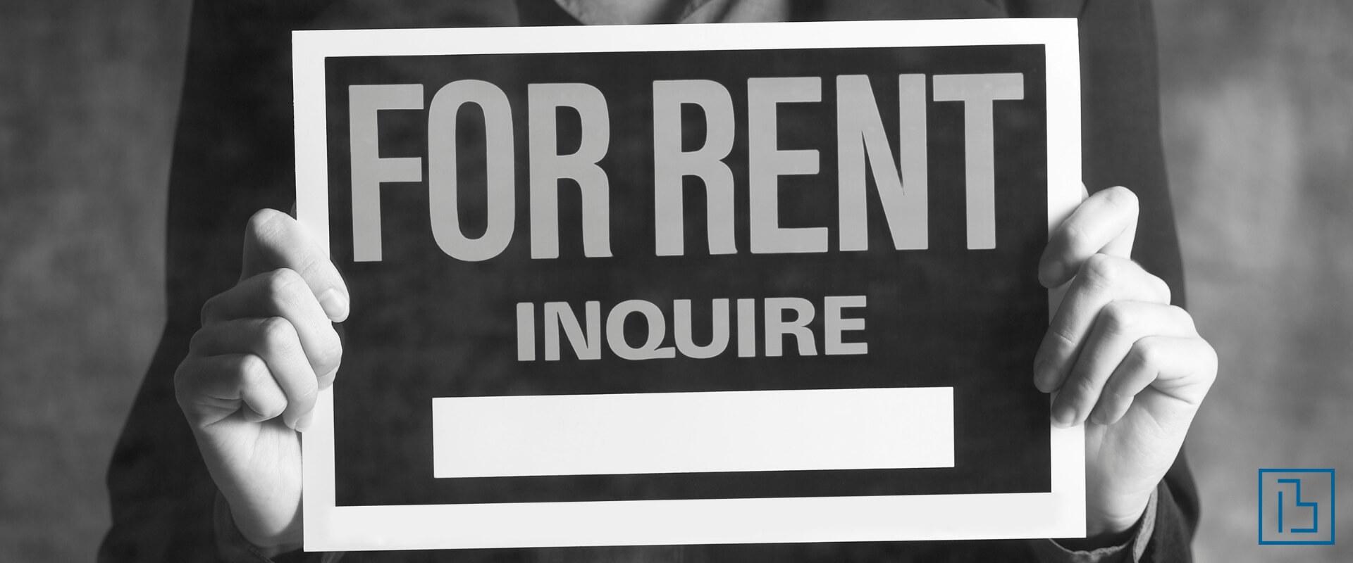 For Rent Sign Seattle - Beachworks LLC