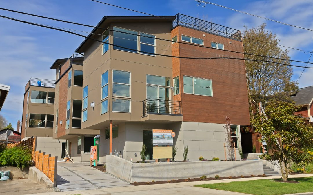 Ballard New Construction Townhomes
