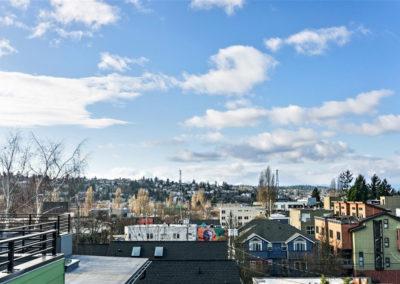 Rooftop Deck Views