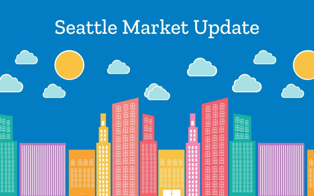 Seattle Real Estate Market Update July 2019