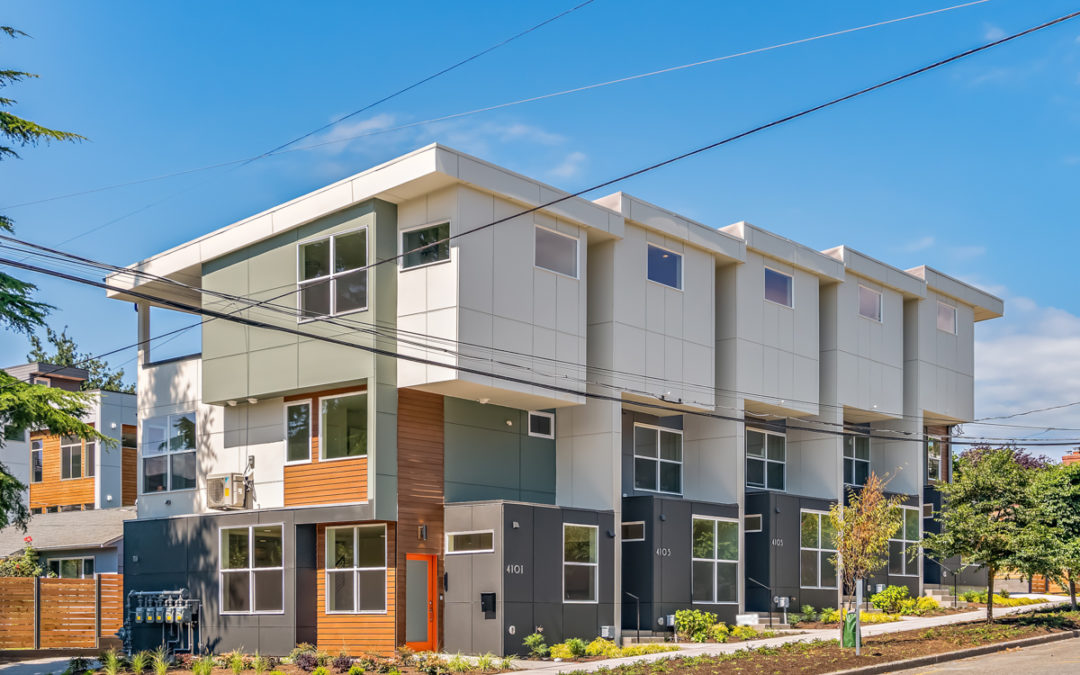 Fremont 5 Townhomes