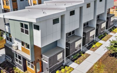 Just Listed: 5 New Construction Townhomes in Fremont