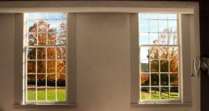 Photo of old drafty windows