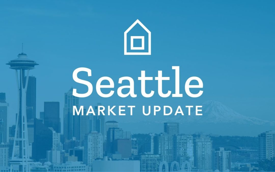 Seattle Housing Market Update October 2019