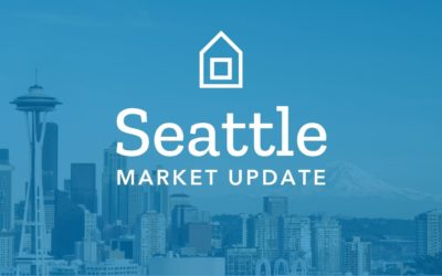 Seattle Real Estate Market Update August 2019